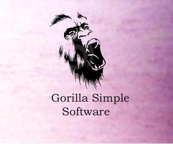 Inscrição nº                                         51                                      do Concurso para                                         Graphic Design for Gorilla Simple Software, LLC