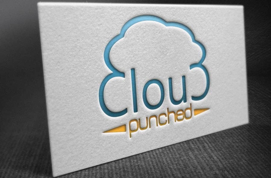#188 for Design a Logo for Cloud Punched startup by graphics7