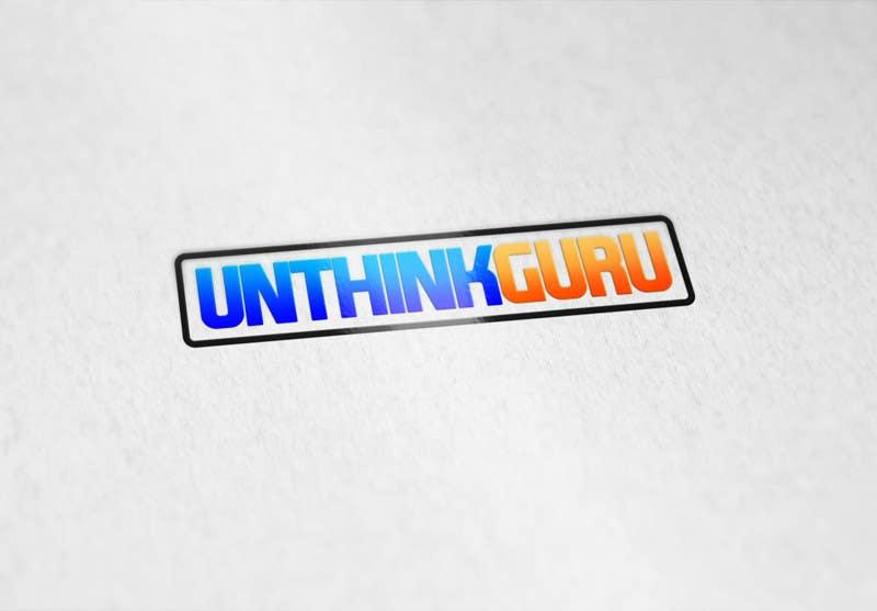 Contest Entry #                                        10                                      for                                         Design a Logo for Unthink Guru