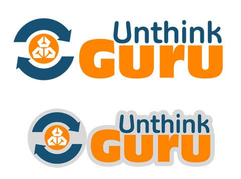 Contest Entry #                                        8                                      for                                         Design a Logo for Unthink Guru