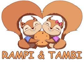 #16 for Design two squirrels cartoon characters for cookies brand by markjundatu05