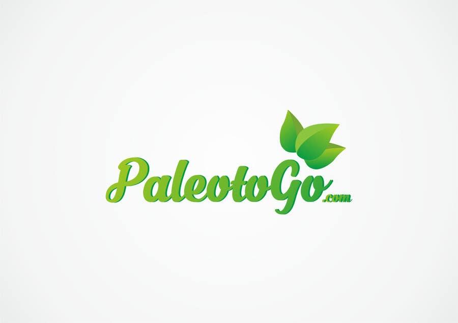 Konkurrenceindlæg #                                        50                                      for                                         Design a Logo for Paleo To Go
