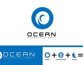 #190 cho Design a Logo for Ocean Entertainment bởi redclicks