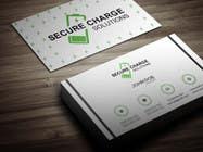 Design some Business Cards for Secure Charge için Graphic Design7 No.lu Yarışma Girdisi