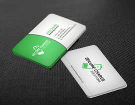 #39 untuk Design some Business Cards for Secure Charge oleh imtiazmahmud80