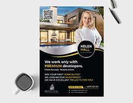 #704 cho Design flyer for real estate agent bởi darbarg