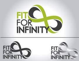 Nro 16 kilpailuun Design a Logo for...Fit For Infinite käyttäjältä felipe0321