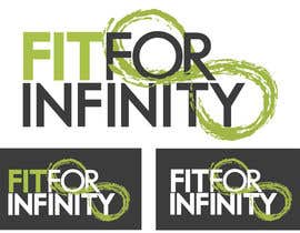 #88 for Design a Logo for...Fit For Infinite by felipe0321