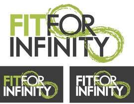 Nro 88 kilpailuun Design a Logo for...Fit For Infinite käyttäjältä felipe0321