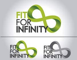 #373 for Design a Logo for...Fit For Infinite by felipe0321