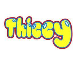 "hyroglifbeats tarafından design clothing brand logo  the name is ""thiccy"" için no 256"