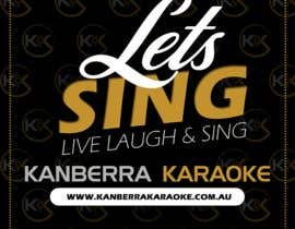 #3 for KANBERRA KARAOKE MEDIA WALL by maidang34