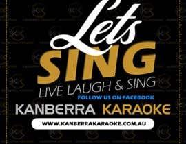 #8 for KANBERRA KARAOKE MEDIA WALL by maidang34