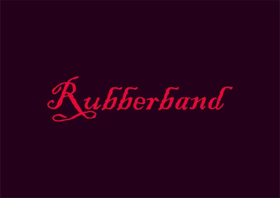 Bài tham dự cuộc thi #8 cho Design a Logo for Rubberband
