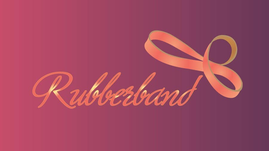Contest Entry #                                        22                                      for                                         Design a Logo for Rubberband