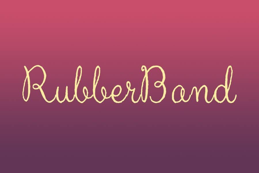 Bài tham dự cuộc thi #27 cho Design a Logo for Rubberband