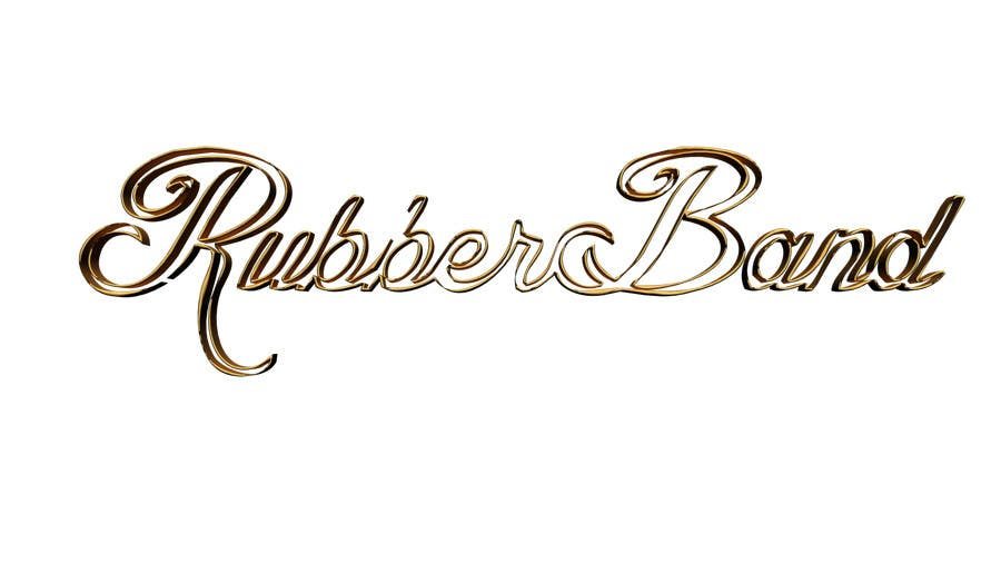 Contest Entry #                                        5                                      for                                         Design a Logo for Rubberband