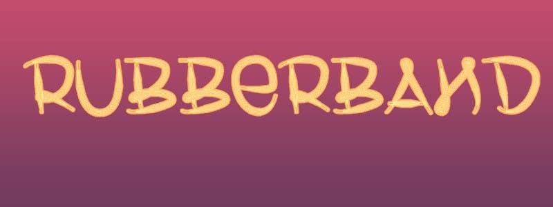Bài tham dự cuộc thi #19 cho Design a Logo for Rubberband