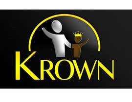 #100 for Design a logo for KROWN, a kitchen supply company that gives profits to low income communities af stevyb
