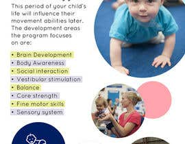 sequencesydney tarafından Baby Gym Program Marketing Material için no 4