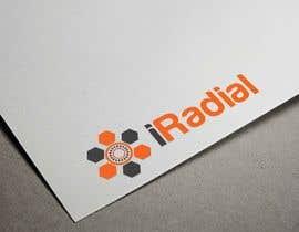 #122 para iRadial Logo Contest por flynnrider
