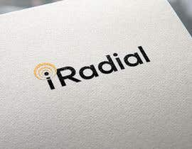 #26 para iRadial Logo Contest por judithsongavker
