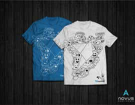 Novusmultimedia tarafından Create a t-shirt design that best embodies Freelancer's hip and fun nature için no 173