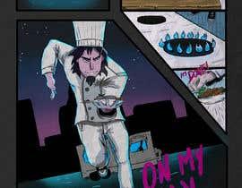 Nro 22 kilpailuun Comic book strips and design - Fun project for the creative one! käyttäjältä kobeproyect