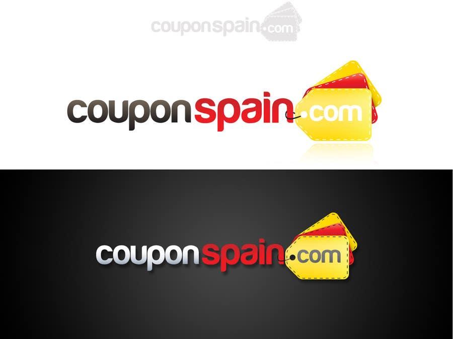 Penyertaan Peraduan #27 untuk Logo for a Coupon website