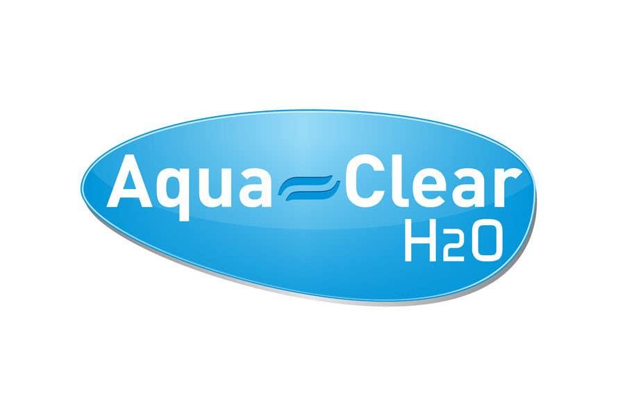 Конкурсная заявка №260 для Logo Design for Aqua-Clear H2O
