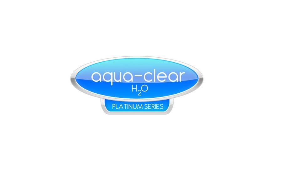 Zgłoszenie konkursowe o numerze #241 do konkursu o nazwie Logo Design for Aqua-Clear H2O