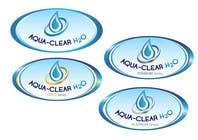 Graphic Design Конкурсная работа №320 для Logo Design for Aqua-Clear H2O