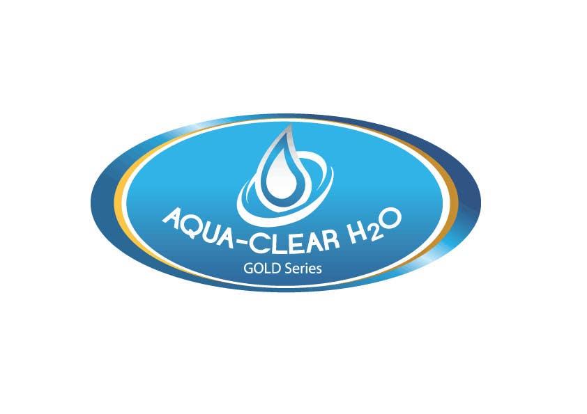 Конкурсная заявка №172 для Logo Design for Aqua-Clear H2O