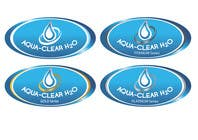 Graphic Design Конкурсная работа №323 для Logo Design for Aqua-Clear H2O
