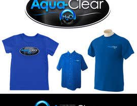 #361 para Logo Design for Aqua-Clear H2O de VPoint13