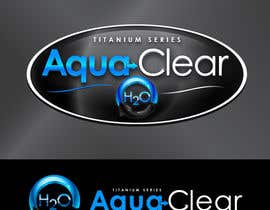 #342 for Logo Design for Aqua-Clear H2O av VPoint13