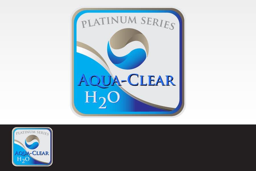 Contest Entry #363 for Logo Design for Aqua-Clear H2O