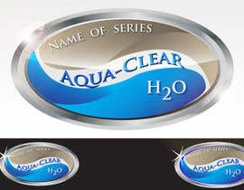 #370 för Logo Design for Aqua-Clear H2O av pupster321