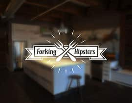 #23 untuk Design a Logo for FOOD TV SHOW with hipster theme. oleh JohnGaltTeam