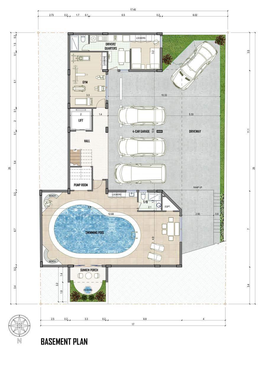 Bài tham dự cuộc thi #                                        15                                      cho                                         Design my home