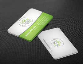 #60 for Design some Business Cards for Go Organic Store by imtiazmahmud80