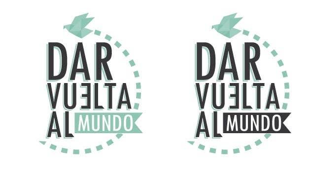Konkurrenceindlæg #                                        6                                      for                                         Diseñar un logotipo for Dar Vuelta Al Mundo