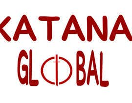 #32 for Design a Logo for Katana Global af fb552986f8a8888