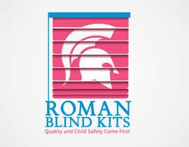 #35 for Design a Logo for romanblindkits.co.uk by ganjar23