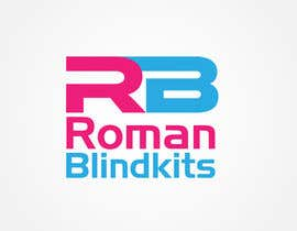 #29 for Design a Logo for romanblindkits.co.uk by satpalsood