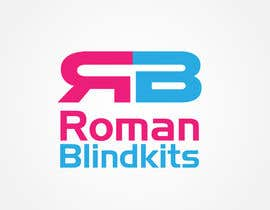 #31 cho Design a Logo for romanblindkits.co.uk bởi satpalsood