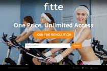 Graphic Design Konkurrenceindlæg #15 for Design a Website Mockup for Fitness Business