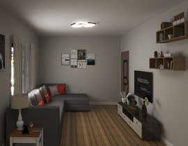 limonkhan32100 tarafından Living room interior design için no 34