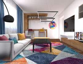 pcinteriordesign tarafından Living room interior design için no 47