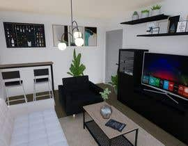 prodesigning10 tarafından Living room interior design için no 9